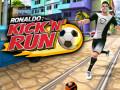 Lojra Cristiano Ronaldo Kick`n`Run