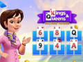 Lojra Kings and Queens Solitaire Tripeaks