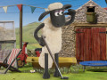 Lojra Shaun The Sheep Baahmy Golf