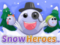 Lojra SnowHeroes.io