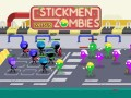 Lojra Stickmen vs Zombies